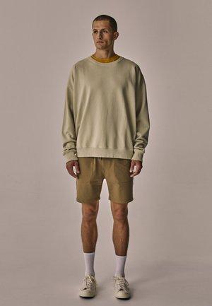 Sweater - moist sand