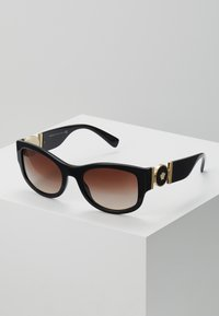 Versace - Occhiali da sole - black/brown - 0