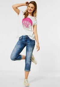 Street One - Slim fit jeans - blau - 1