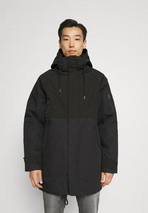 STATEMENT DETACHABLE LINER - Winter coat - black