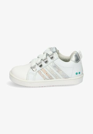 PUK PIT  - Baby shoes - white