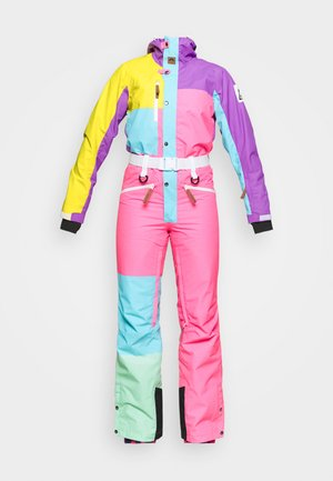 BOATS N HOES  - Pantalón de nieve - multi coloured