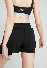 Puma - LAST LAP SHORT - Sports shorts - black - 6