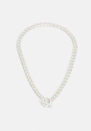 DESERT COMRADE HEXAGONAL NECKLACE - Necklace - silver-coloured