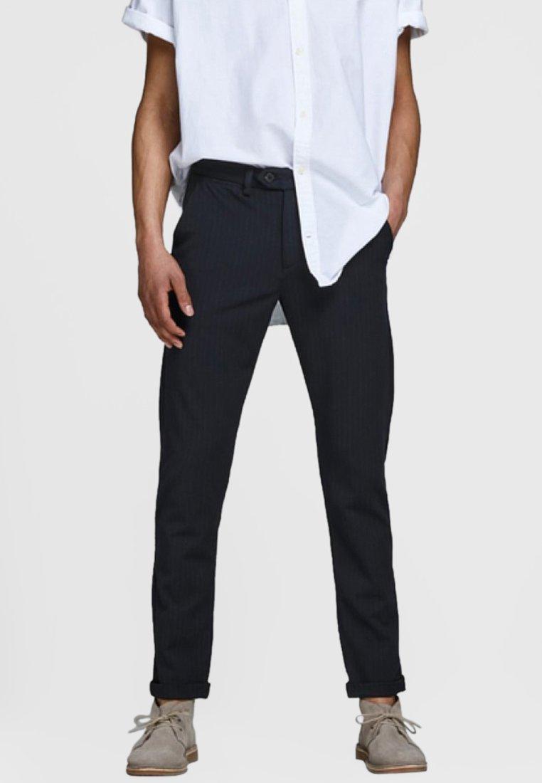 Jack & Jones PREMIUM - Trousers - dark navy