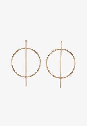 BRISTOL - Earrings - gold-coloured