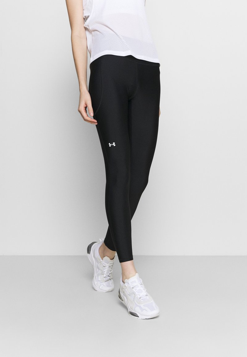 Under Armour - HIRISE LEG - Medias - black