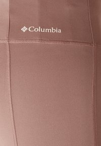 Columbia - LODGE - Tights - mocha/fawn - 6