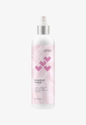 SETTING SPRAY - Setting spray & powder - rose makeup fixer