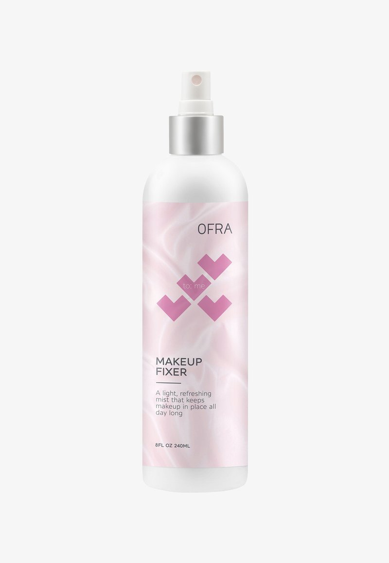 OFRA - SETTING SPRAY - Setting spray & powder - rose makeup fixer