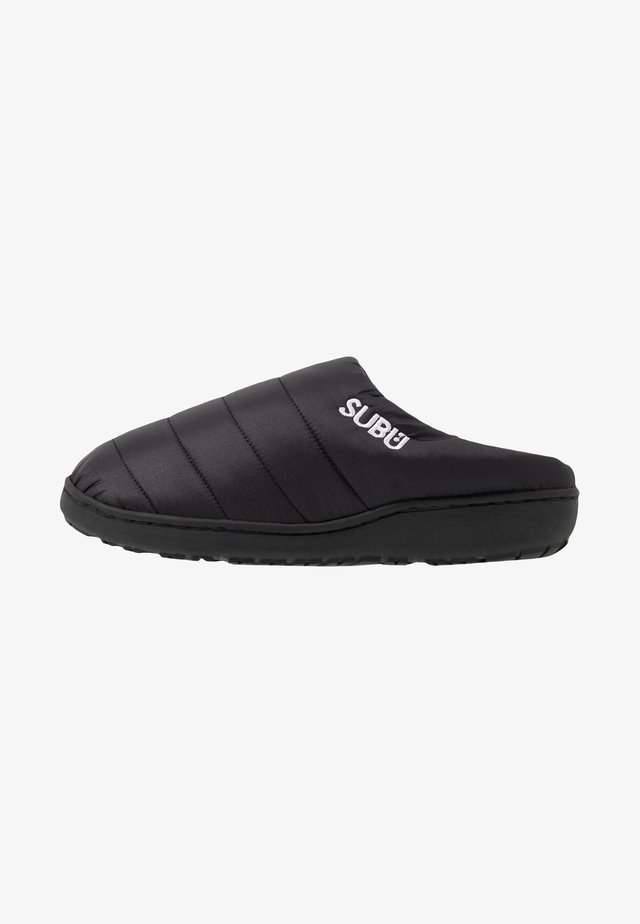 SUBU SLIP ON - Sandaler - black