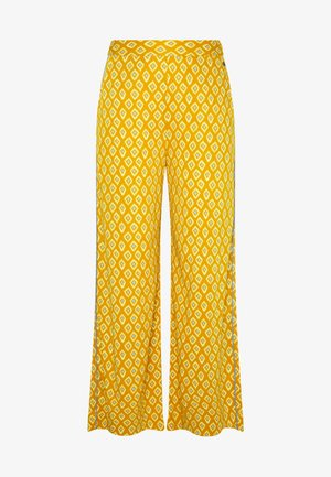 NUAILANI PANTS - Kalhoty - yellow