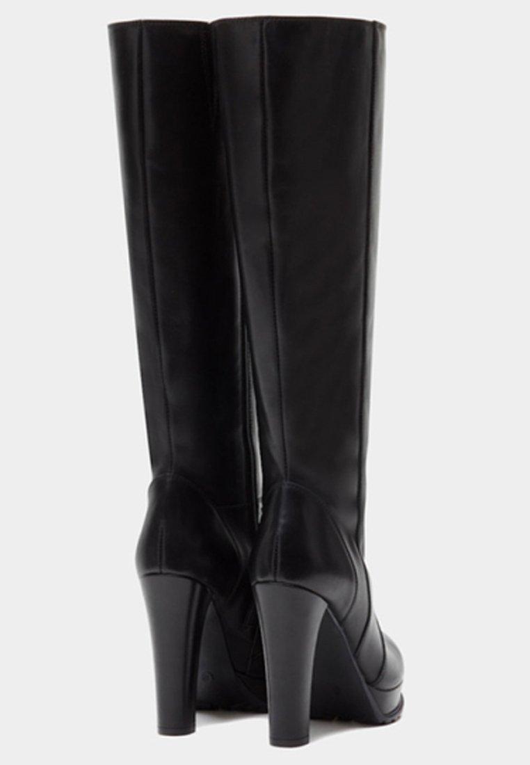PoiLei ELVA - Bottes à talons hauts - black - Chaussures à talons femme Qualité