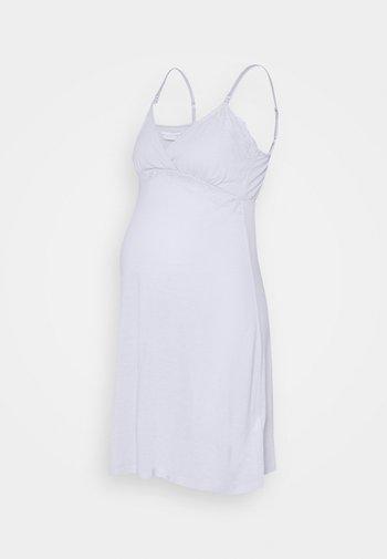 SHORT NIGHTDRESS - Nightie - baby blue