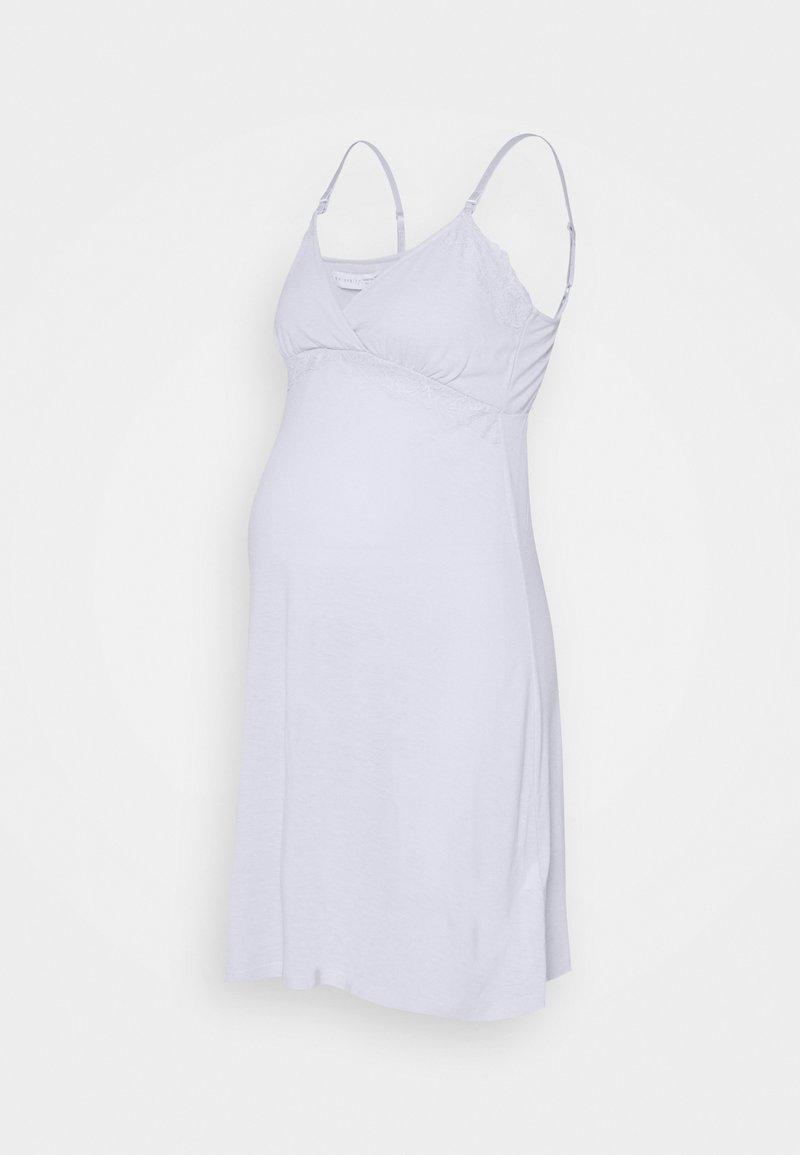 Women Secret - SHORT NIGHTDRESS - Nightie - baby blue