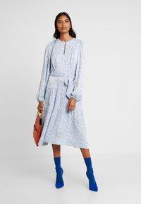 Custommade - TULLA - Day dress - kentucky blue - 1