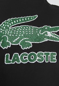 Lacoste - Print T-shirt - black - 6