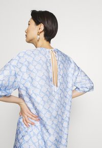 By Malene Birger - SIKA - Blouse - pacific blue - 4