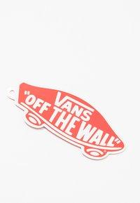 Vans - DIAMO NI - Sneakersy niskie - marshmallow/turtledove - 5