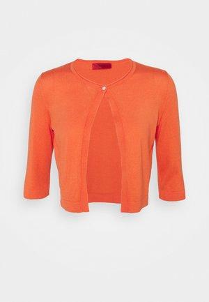 PUZZLE - Kardigan - orange