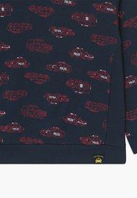 Lemon Beret - SMALL BOYS - Sweatshirt - navy blazer - 2