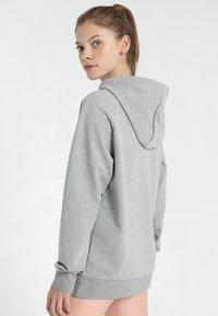 Hummel - Hoodie - grey melange - 2