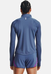 Under Armour - Sports shirt - mineral blue - 2