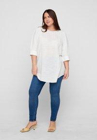 Zizzi - Tunic - bright white - 1