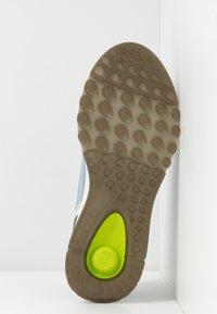 ECCO - ECCO ST.1 W - Sneakers laag - dusty blue/white/concrete/lake - 6