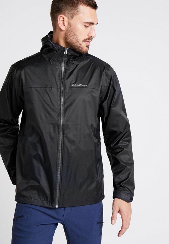 CLOUD CAP - Waterproof jacket - black
