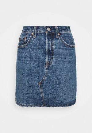 DECON ICONIC SKIRT - Mini skirt - troy tricks