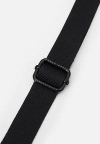 Zign - UNISEX - Across body bag - black - 3