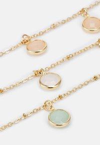 Fire & Glory - FGHILLARY BRACELET 3 PACK - Bracelet - gold-coloured - 2