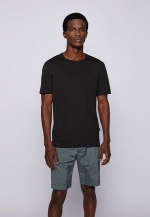 TIBURT  - Basic T-shirt - black
