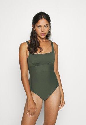 GALLURA - Swimsuit - khaki