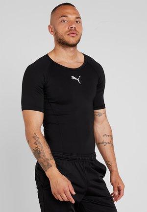 LIGA BASELAYER TEE  - Hemd - black