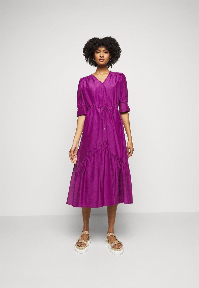Marc Cain - Robe d'été - purple