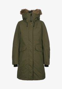 Didriksons - ERIKA - Winter coat - fog green - 0