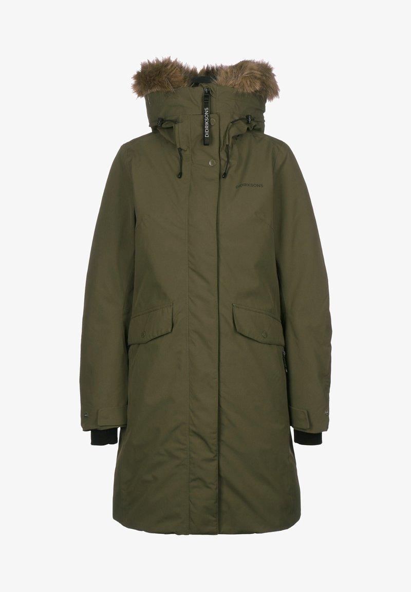 Didriksons - ERIKA - Winter coat - fog green