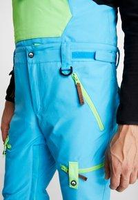 OOSC - FRESH POW - Snow pants - blue - 5