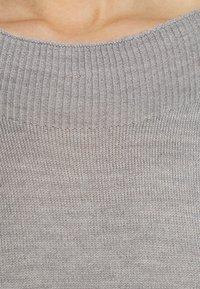 ONLY Petite - ONLAMALIA DRESS - Jumper dress - light grey - 5