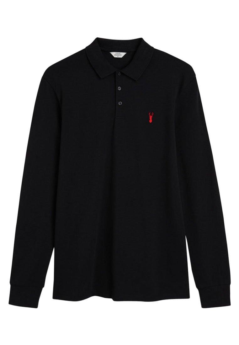 Herren LONG SLEEVE - Poloshirt