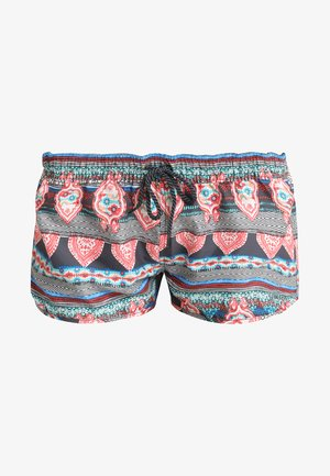 GLENNIS WOMEN SHORTS - Bikini bottoms - coal grey