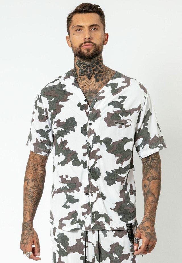 BLUR - T-shirt print - dark green