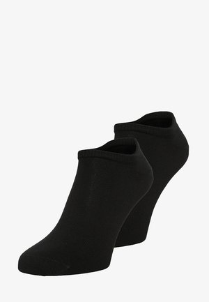 2 PACK - Strumpor - black