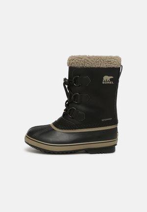YOUTH YOOT PAC UNISEX - Śniegowce - black