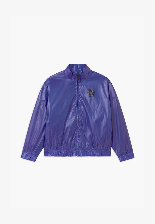 TWO-TONE  - Training jacket - blue violet