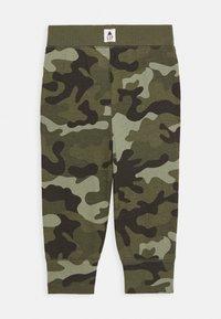 GAP - TODDLER BOY - Spodnie treningowe - green - 1