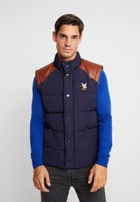 Chevignon - TOG'S - Down jacket - navy - 3