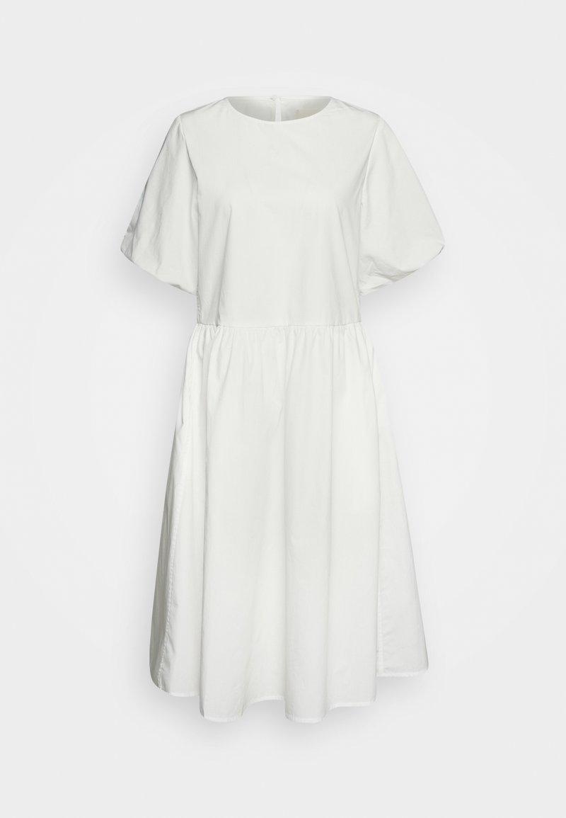 esmé studios - JANA MIDI DRESS - Day dress - white